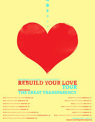Rebuild Your Love Tour