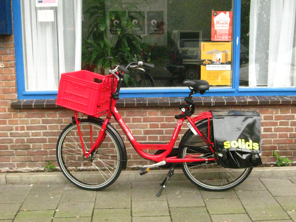 Personal bike, Amsterdam style