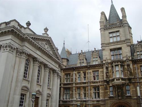 La Cámara del Senado de la Universidad de Cambridge ahora se utiliza principalmente para ceremonias de grado. Antiguamente, era también utilizado para las reuniones del Consejo del Senado. cambridge - 5067610004 5db3bd3b75 - Cambridge (England) y sus rincones para turistas