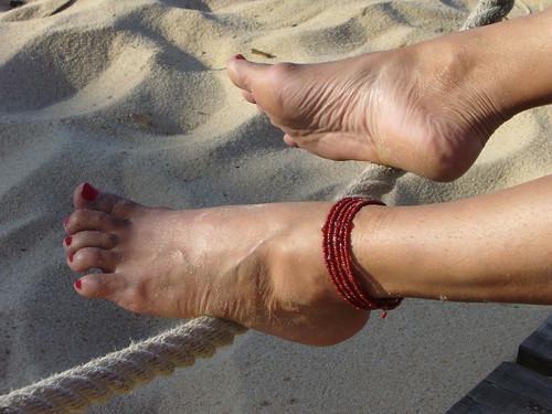 bellezas en la playa by magale