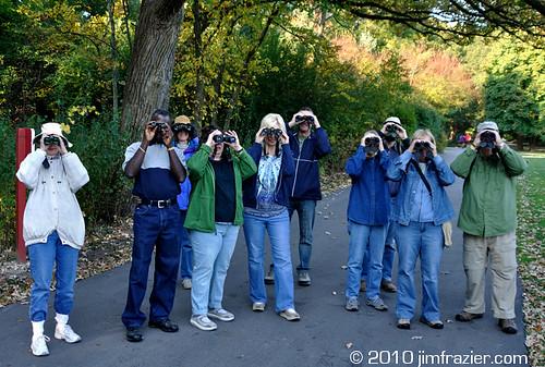 Birding at Cantigny
