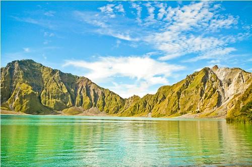 travel lake volcano eric view philippines crater juliana sta mtpinatubo tarlac ryuji23 airic pintaubo