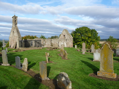 Eassie Church, Angus