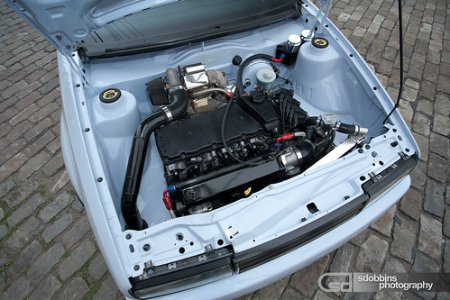 Walt's VW Corrado VR6 Turbo on Schmidt Modern Lines - 4208