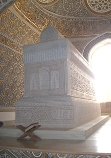 Tomb on Masoluem Al Akim Al Termizi