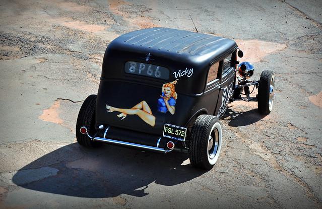 1932 Ford Vicky Hot Rod