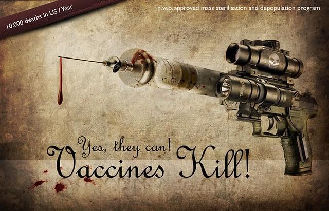 Vaccines Kill