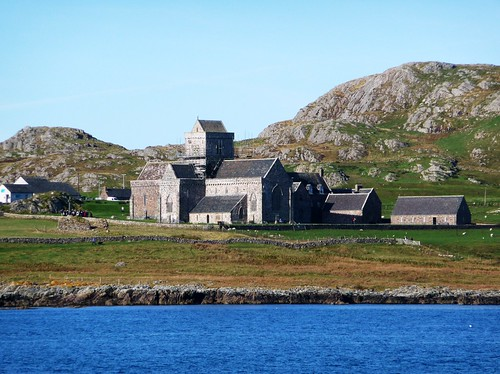 Iona Abbey, Scotland