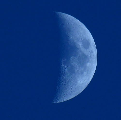 sky moon utah mare luna craters telescope crater moab slickrock outerspace lunar bluemoon firstquartermoon