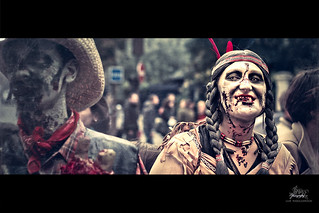 Zombie Walk Paris 2010