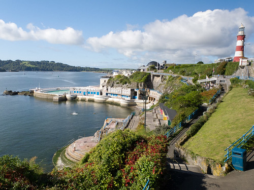 Plymouth Hoe, Devon