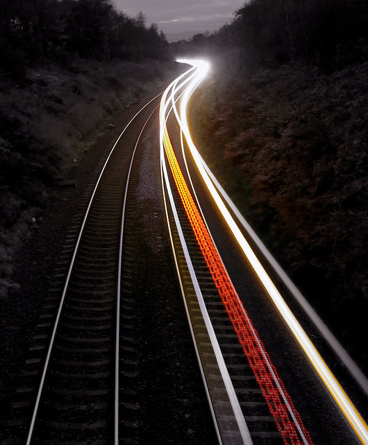 travelling at the speed of light