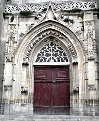 NOTRE-DAME DE CLÉRY, France