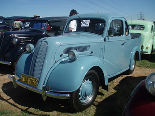 1954 Ford Popular 103E coupe utility