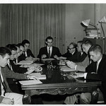 Student Council 1960-61, Harvey Mudd College