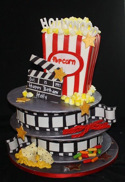 VIP Movie Cake Flickr Photo Sharing