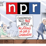 NPR - Just like any typical Liberal Group