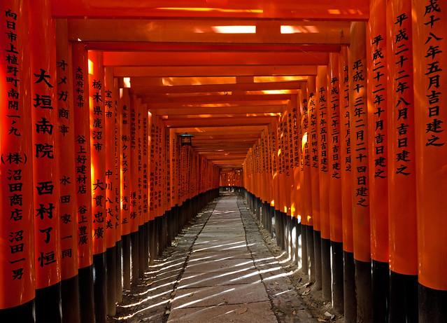 Fushimi Inari-Taisha Shrine - Kyoto  Flickr - Photo Sharing!