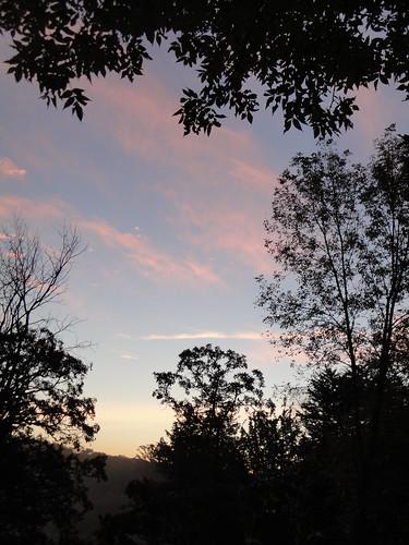 sunset minnesota sunrise scenery pretty state parks ridge mn glacial oaksavanna kandiyohi