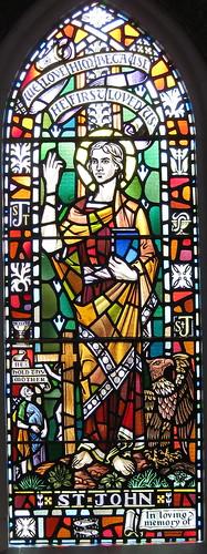 St. John, Gospel Writer,  Evangelist
