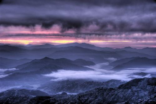 nepal sunrise himalayas kathmanduvalley nagarkot nepalphotos nepaltourism sunriseinnepal nagarkotsunrise