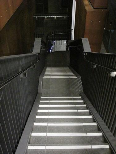 Designer-Treppe