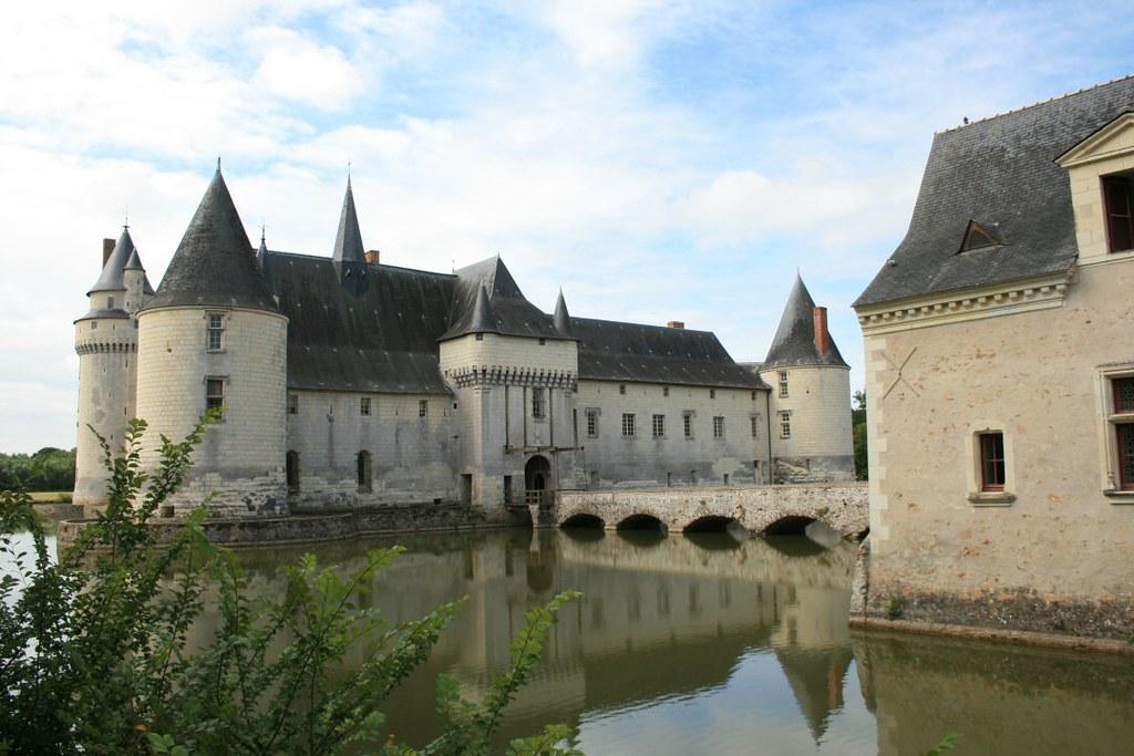 Château du Plessis Bourré à Écuillé