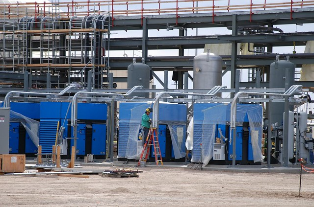 Pueblo Chemical Agent-Destruction Pilot Plant HVAC System