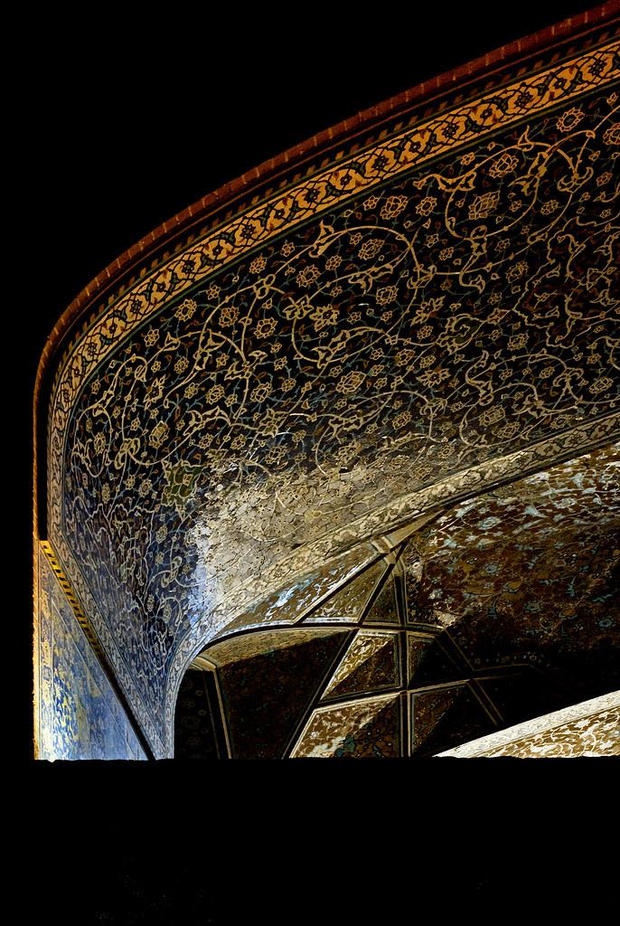 Esfahan - Sheik Lotfdallah Mosque 3