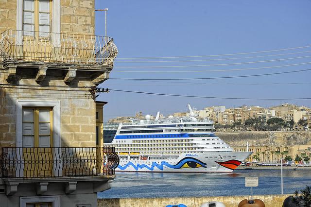 Aida Bella in Malta