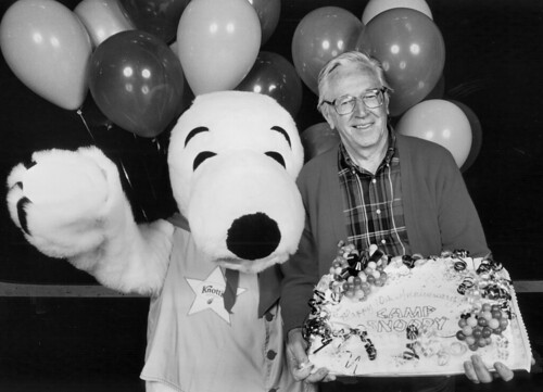 Charles M Schulz photo