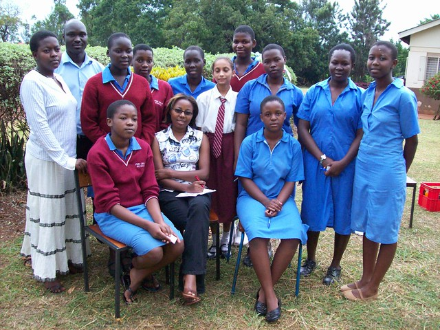 Adobe Youth Voices Site -- Pmm Girls U0026 39  School  Jinja  Ugand U2026