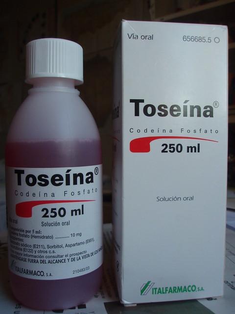 Toseina (jarabe)   Flickr - Photo Sharing!