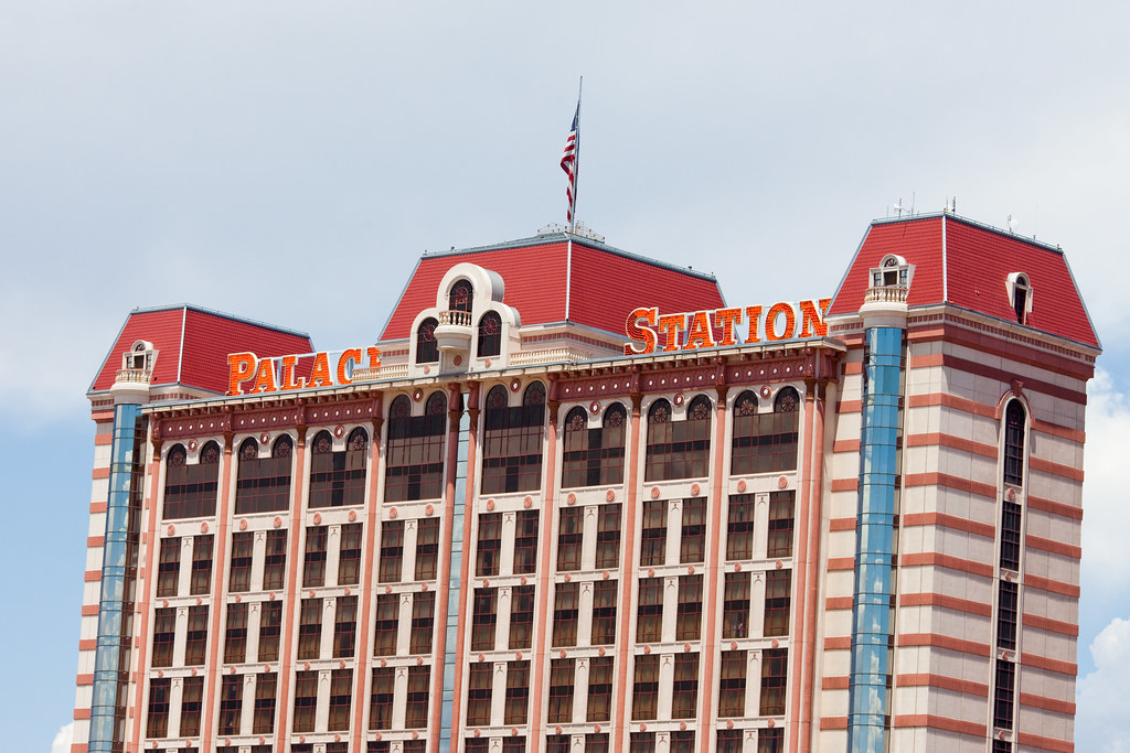 Palace Station Hotel and Casino review, Las Vegas.