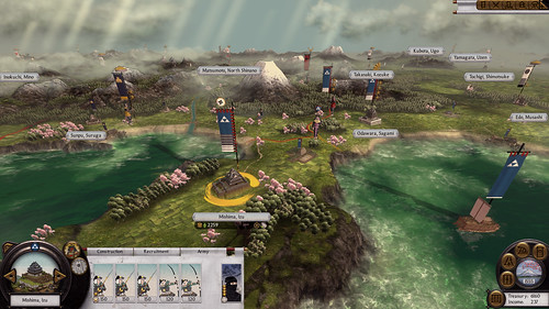 Shogun 2: Total War - Campaign 1