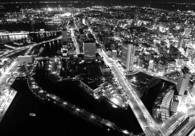 Japan 日本 2009 B&W — Hiroshima (広島市) (Hiroshima)  9