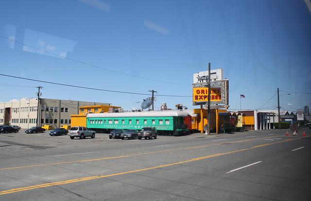 King Street Station Seattle Restaurant