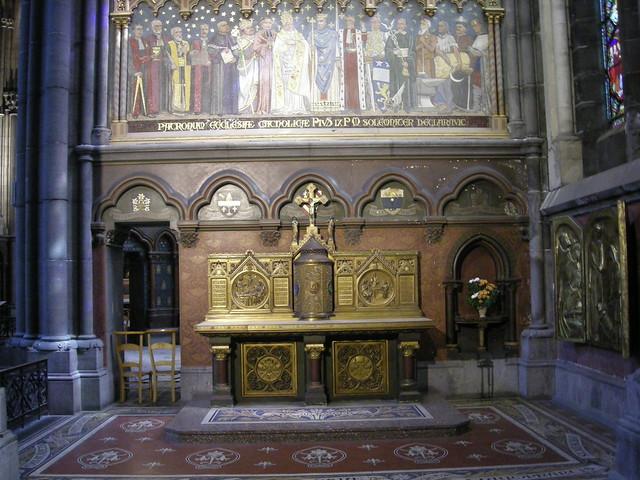 Basilique cath drale notre dame de la treille de lille flickr photo sharing - Eglise notre dame de la treille lille ...