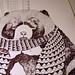 A2 Woolly Bear Screenprint by juliapott