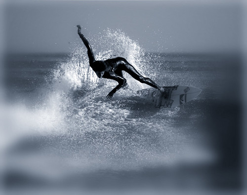 surfing experiments