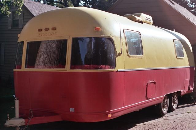 Vintage Argosy Motor Home Fort Dodge Flickr Photo