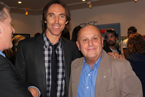steve nash and charles pachter