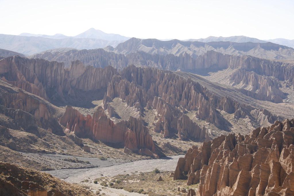Valle de la Luna. Tupiza. Bolivia
