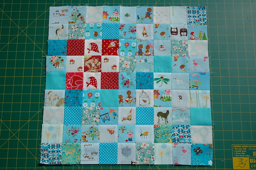 more teeny tiny patchwork