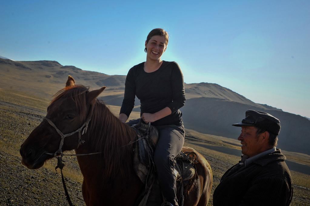 Tara Riding Horse