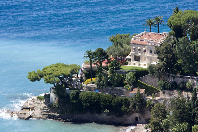 Roquebrune cap martin villa soulico flickr photo for Azureva roquebrune cap martin piscine