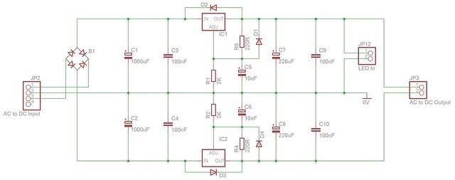 电路 电路图 电子 原理图 500_198