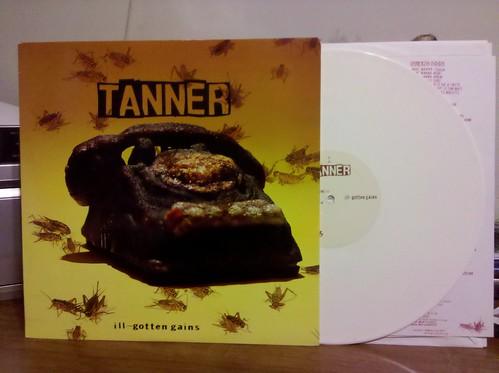 Tanner - Ill Gotten Gains LP - White Vinyl