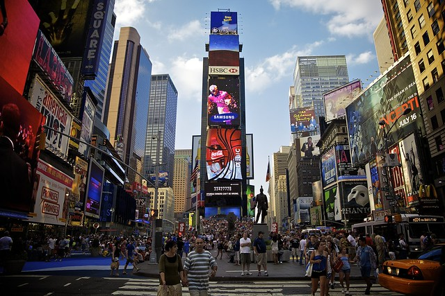 New York City from Flickr via Wylio