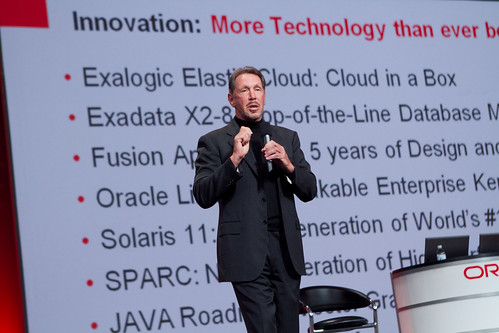 Larry Ellison: PDG Oracle